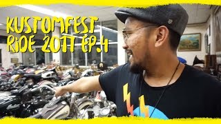 Video KOLEKTOR KELAS KAKAP!!! - KUSTOMFEST RIDE 2017 - EPS 04 MP3, 3GP, MP4, WEBM, AVI, FLV Januari 2019