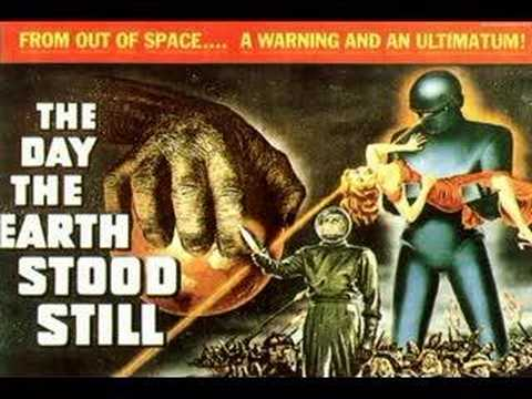 The Day the Earth Stood Still - Prelude/Outer Space/Radar