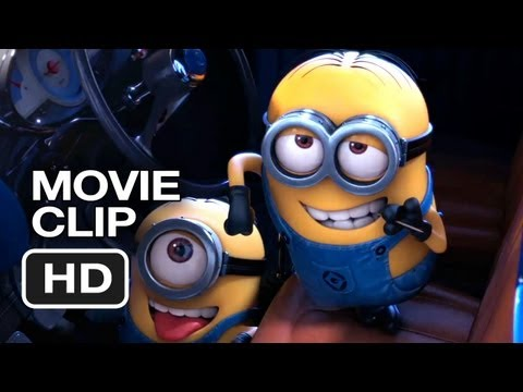 animated - Subscribe to TRAILERS: http://bit.ly/sxaw6h Subscribe to COMING SOON: http://bit.ly/H2vZUn Like us on FACEBOOK: http://goo.gl/dHs73 Despicable Me 2 Movie CLI...
