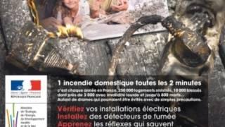 Détecteur De Fumée / SSPIDE - YouTube