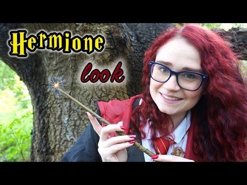 ✨ Le look Hermione - GRWM ◈ SIDJIE