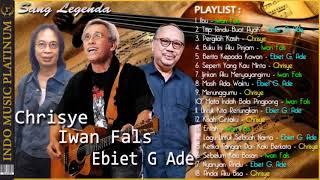 Video [3in1] Iwan Fals, Ebiet G. Ade & Chrisye - Terbaik Dari Sang MP3, 3GP, MP4, WEBM, AVI, FLV Juni 2019