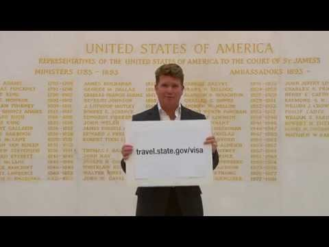What type of visa do I need to travel to the United States?
