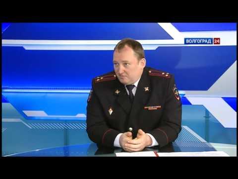 Юрий Тупиков, начальник Управления вневедомственной охраны войск Национальной гвардии РФ по Волгоградской области