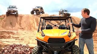 10. Ezra Dyer reviews the Kawasaki Teryx4 750 EPS.