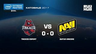 Tricked eSports vs. NaVi - IEM Katowice EU - map2 - de_mirage [yxo, Enkanis]