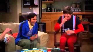 Belles poutres de la série télévisée américaine The Big Bang Theory en VF.
