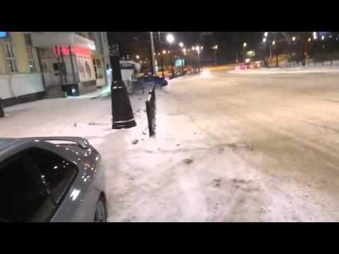 Audi S5 Drift Fail