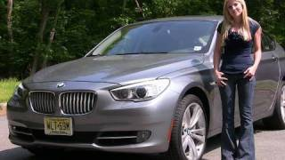 Roadfly.com - 2010 BMW 550i GT Gran Turismo Road Test Review