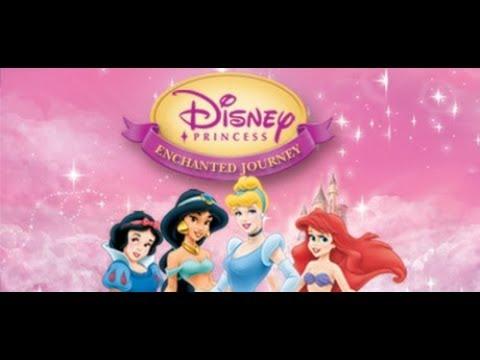 Disney princezna: Čarovná cesta