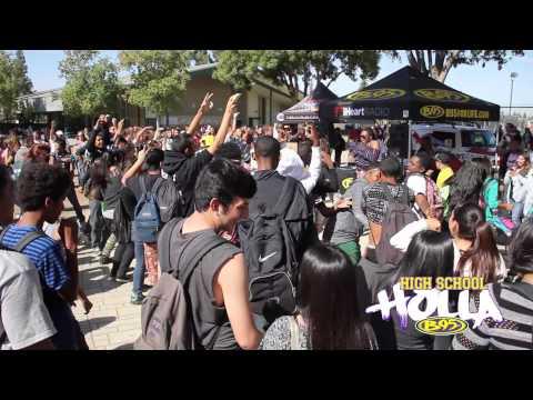 High School Holla + PATH Project recap video