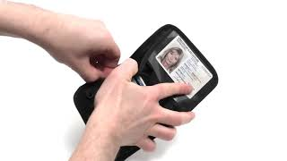 Кошелек для валюты Euro с защитой RFID. Tatonka Euro Wallet RFID B
