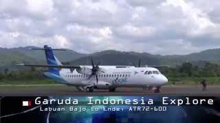 Ende Indonesia  city photos gallery : Garuda Indonesia Explore Labuan Bajo Ende
