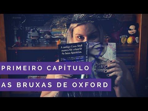 1º Capítulo de As Bruxas de Oxford || Larissa Siriani