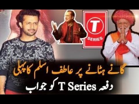Atif Aslam Statement About T Series Deleted Atif Aslam Songs