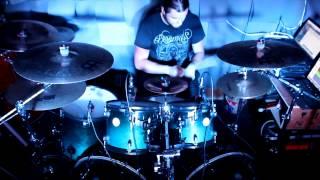 Video Erik Sabo   | Doomas  - La Muerte |  Drum Playthrough