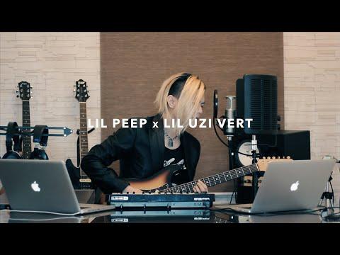 Lil Peep & Marshmello - 'Spotlight' & Lil Uzi Vert - 'The Way Life Goes' Mashup (Ak Benjamin Cover)