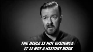 Video Ricky Gervais | Religion VS Atheism MP3, 3GP, MP4, WEBM, AVI, FLV April 2018