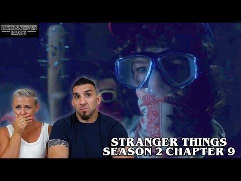 Stranger Things Season 2 'Chapter Nine: The Gate' Part 1 REACTION!!