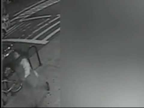 in queens - Police released surveillance video showing the suspect in a Thursday, Dec. 27 subway shove death running from the accident scene. The incident happened at 8:...