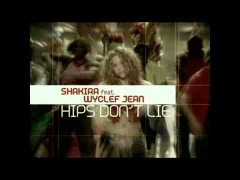 Shakira-Hips Don't Lie Nomination MTV VMA 2006.flv