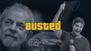 Fábio Rabin - Lula Condenado ... de novo! (trecho do show em Londres)