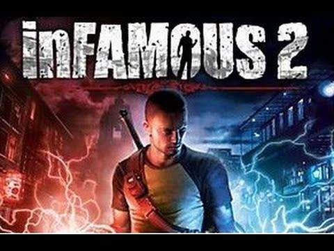 preview-Infamous 2 Video Review (IGN)