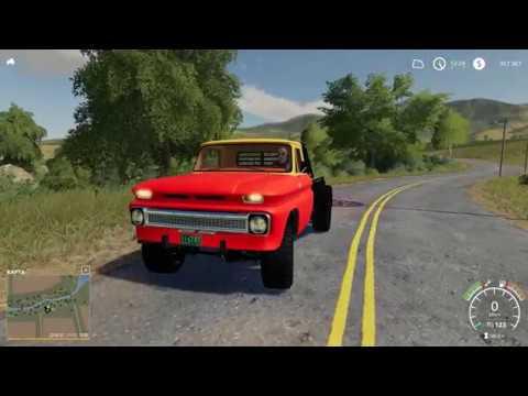 Cowboy2300's K10 Flatbed Edit v1.0