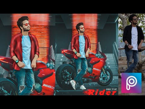Beard styles - Picsart Latest Manipulation Editing  Bokhe Colourful Styles Editing  Hindi
