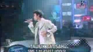 Video (The Final Showdown)Taufik Batisah : Superstition MP3, 3GP, MP4, WEBM, AVI, FLV Juli 2018