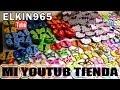 Figuras en foamy - Ventas - YouTube