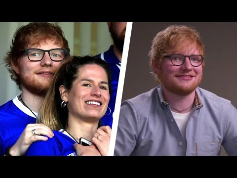 Ed Sheeran FINALLY Confirms He's Married to Cherry Seaborn