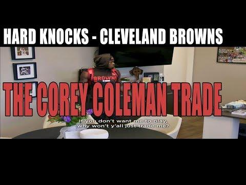 Hard Knocks : Cleveland Browns - The Corey Coleman Trade (видео)