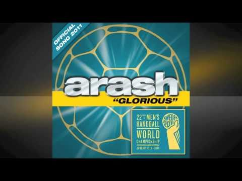 Arash - Glorious lyrics