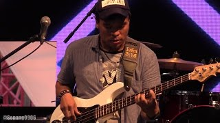 Barry Likumahuwa - Opening ~ Walkin' with The Bass @ Synchronize Fest 2016 [HD] Video