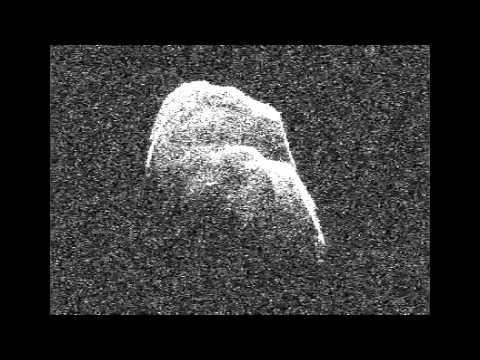 Tin tức ngày tận thế - Xem thiên thạch khổng lồ bay sát trái đất