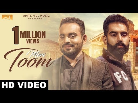 New Punjabi Songs 2017 | Meri Toom(Full Song)|Sony Aulakh | Parmish Verma | Latest Punjabi Song 2017