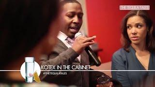 Kotex In The Cabinet