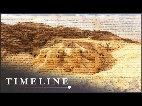 Dead Sea Scrolls Part 2: The Haunted Desert (Biblical History Documentary) | Timeline
