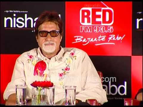 Amitabh Bachchan on his character in Nishabd