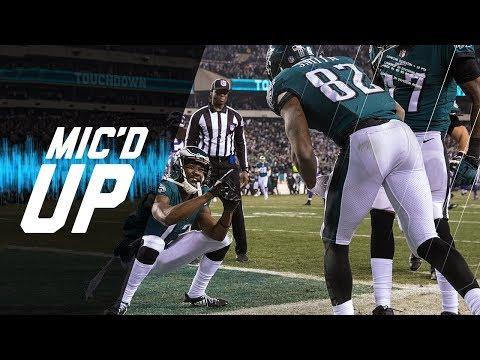 Video: Mic'd Up Vikings vs. Eagles