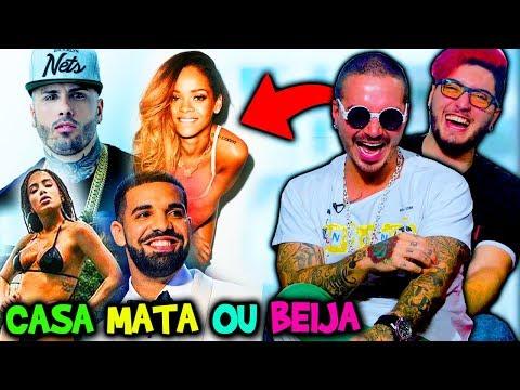 Escándalo J Balvin por comentario machista sobre Rihanna (VÍDEO)