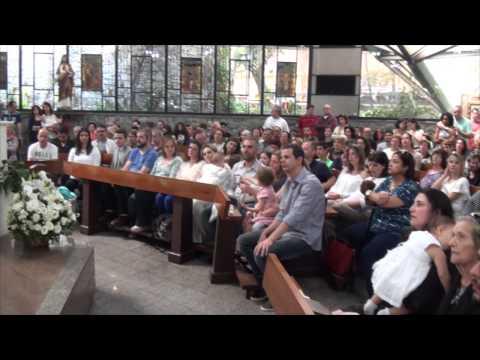 VÍDEO: Homilia do Pe. Julio em 23/08/2015 – 21º Domingo do Tempo Comum
