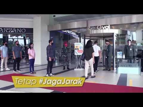 Adaptasi Kebiasaan Baru Summarecon Mall Bekasi