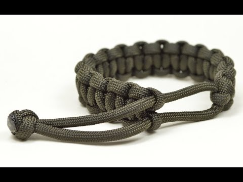 PULSERA DE PARACORD - TUTORIAL