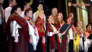 Аматорський хоровий колектив НД с.Забужжя