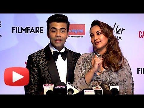 Sonakshi Sinha And Karan Johar Announce New Film A