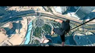 Mission Impossible 4 Ghost Protocol Burj Khalifa Scene