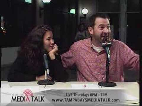 NEW! Comedians Tony Gaud & Pretty Paul Parsons on Media Talk