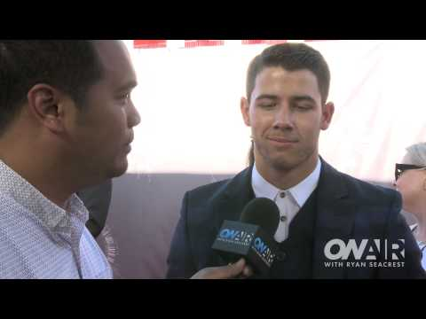 jonas - Nick Jonas talks about his new music and upcoming television project,